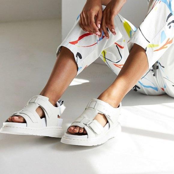 467f94bea55 Dr. Martens Shoes - Dr. Martens Kamilah Sandals